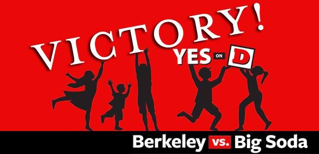 victory yes on d cover photo